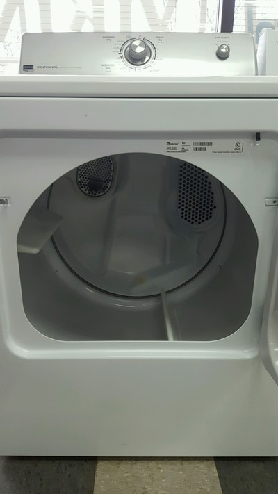 Maytag Centennial Medc200xw0 Electric Dryer Appliance