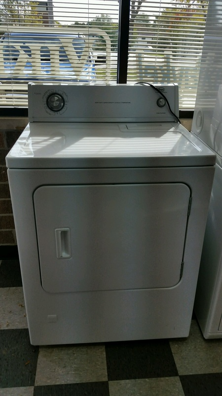 Roper Gas Dryer Rgd4400vq1 Appliance Marshall Repair