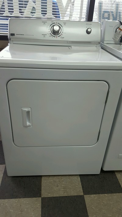 maytag centennial dryer maytag centennial medc200xw0 electric dryer appliance 12681