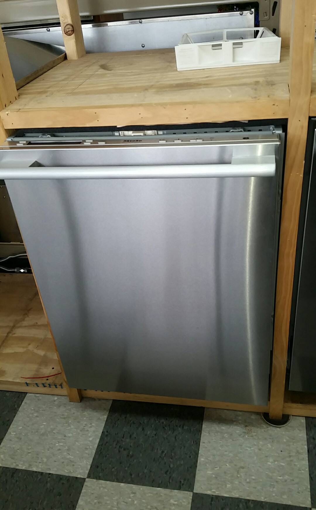 Miele G2872 Dishwasher Appliance Marshall Repair